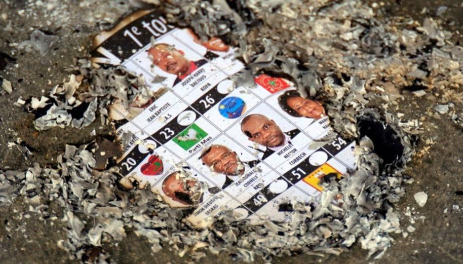 Les élections en Haïti reportées depuis décembre, en raison d'accusations de fraudes de l'opposition, auront lieu le 9 octobre, a indiqué le président provisoire Jocelerme Privert