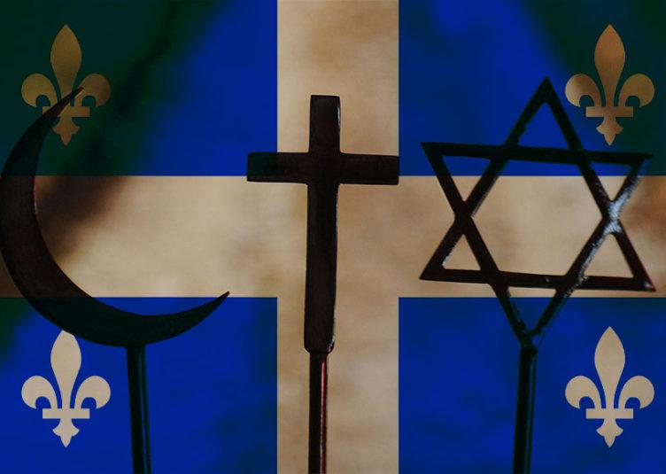 Depuis la Révolution tranquille et le Concile Vatican II dans les années 1960, il y a une véritable séparation entre l'État et la religion et la société en général voit la religion comme une affaire privée. Néanmoins, le catholicisme représente toujours 75 % de la population québécoise en 2011.