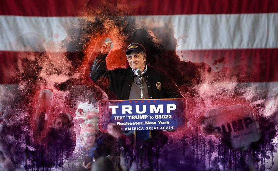 En juillet 2016, Carl Paladino écrit sur Twitter que la procureure générale Loretta Lynch, première femme Noire à occuper ce prestigieux poste, a être lynché. Ce tweet devait être par la suite supprimé. Paladino fut un fervent partisan de Donald Trump lors de l'élection présidentielle américaine de 2016.