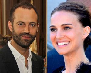 Benjamin Millepied fait connaissance avec l'actrice Natalie Portman lors du tournage du film Black Swan dans lequel les 2 incarnent des danseurs de ballets.