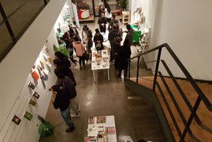 L'exposition Impressions se tient du 10 au 17 février 2017 au 102 Laurier Ouest