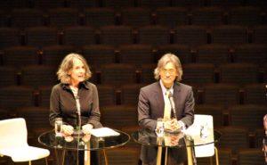 Marianne Perron et Kent Nagano