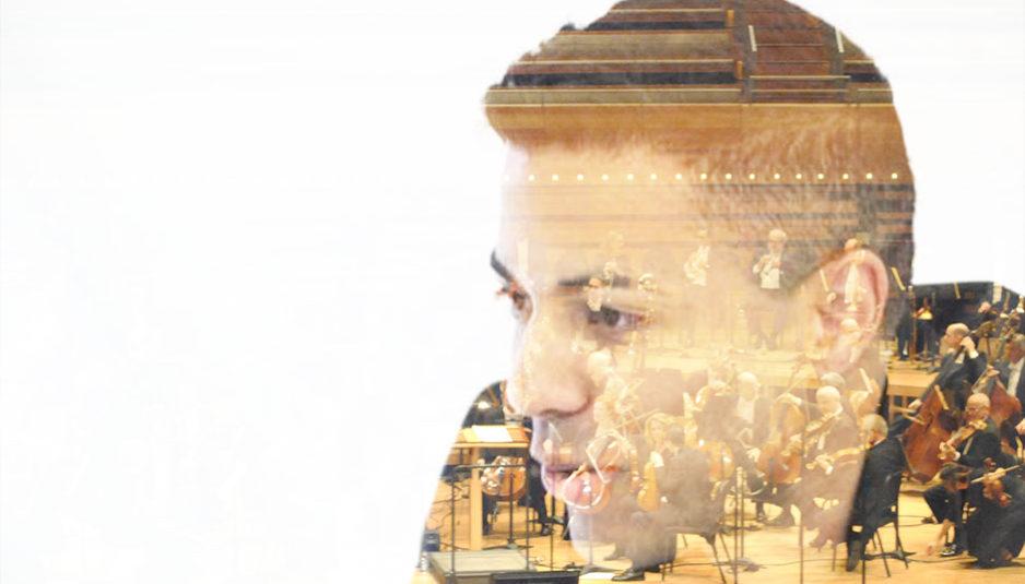 Samy Moussa est un chef d'orchestre et compositeur né à Montréal le 1er juin 1984, vivant à Paris et à Munich.
