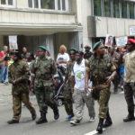 Éloge des combattants Congolais