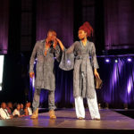 Le Fashion Show Monde 2017 s'exhibe au Saint-James