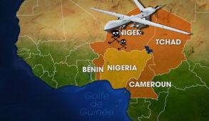 Il existe un certain nombre de critiques virulentes à propos de l'utilisation de drones pour poursuivre et tuer des terroristes et des militants. Une critique majeure des frappes de drones est qu'elles entraînent des dommages collatéraux excessifs. Les études proposent le taux de victimes civiles entre 4 et 35 pour cent.
