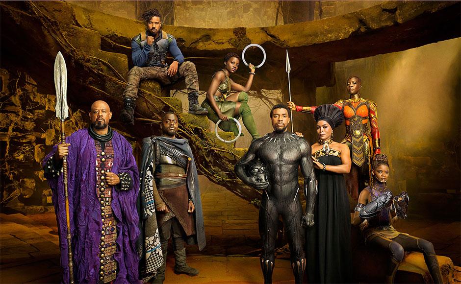 Le film Black Panther, plus grand qu'un succès au box-office