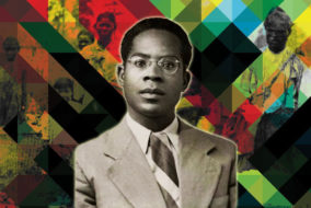 Aimé Fernand David Césaire, surnommé « le nègre fondamental », sa pensée et sa poésie ont nettement marqué les intellectuels africains et noirs américains en lutte contre la colonisation et l'acculturation.