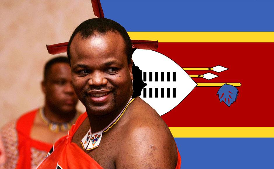 Décolonisation : le Swaziland revient à son nom d'origine