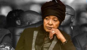 Winnie Mandela, née le 26 septembre 1936 est morte le 2 avril 2018