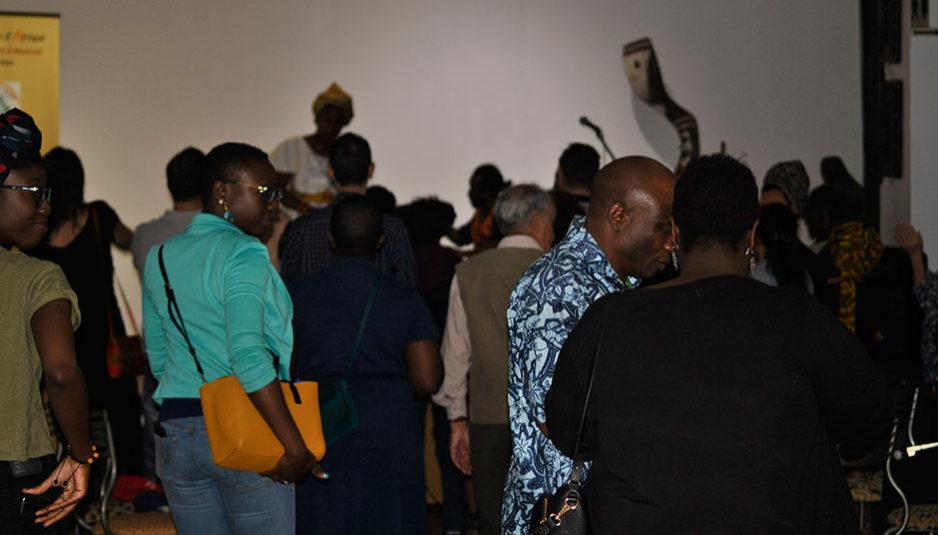 Lancement des Journées Africaines 2018 à l'espace Mushagalusa