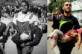 Victimes d'apartheid