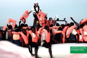 Campagne publicitaire controversée de Benetton