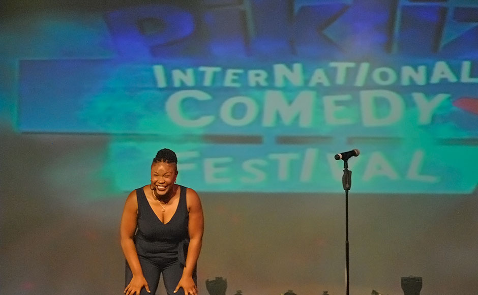 Consécration du premier Pikliz International  Comedy Festival