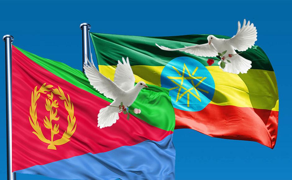 L'Éthiopie et l'Érythrée font la paix après des décennies de guerre
