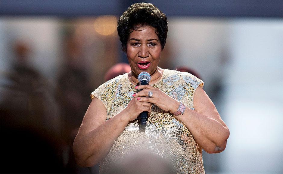 Aretha Louise Franklin est née le 25 mars 1942 à Memphis dans le Tennessee