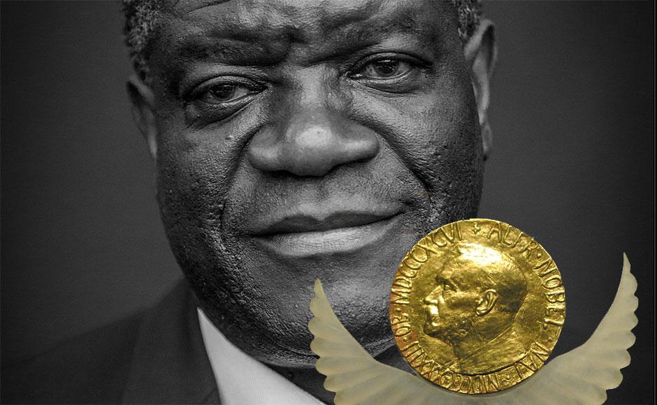 Dr Denis Mukwege: Prix Nobel pour la Paix 2018