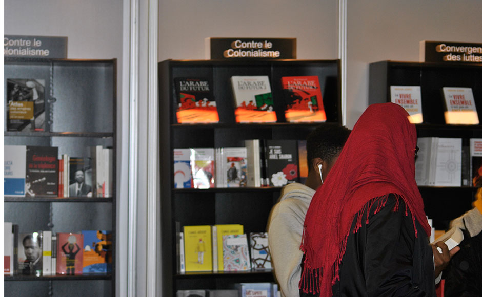 Salon du Livre de Montréal 2018. Diversifié? Un point de vue.