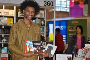 Le livre de Franck Sylvestre «L'incroyable secret de Barbe Noire» fut récompensé en France en 2017