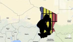 En octobre 2017, Juda Allahondoum, éditeur du journal Le Visionnaire, a été arrêté pour avoir prétendu être un journaliste après avoir publié un article sur une compagnie aérienne tchadienne privée qui aurait transporté illégalement des armes en Syrie.