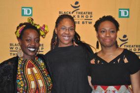Dayana Ntibarikure, Jamila Shani Joseph et Keren Roberts