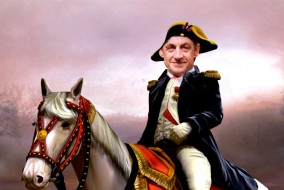 On a beaucoup comparé Sarkozy à Bonaparte