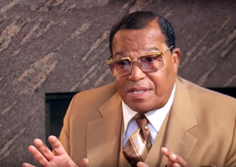 Louis Farrakhan, né Louis Eugene Walcott le 11 mai 1933 dans le Bronx à New York. Ses deux parents sont Antillais. Sa mère est de Saint-Christophe-et-Niévès et son père est Jamaïcain. Louis Farrakhan a organisé la Million Man March de Washington D.C en 1995.